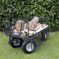 Handy Garden Trolley - 350kg Capacity