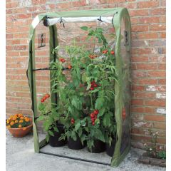Image of Haxnicks Tomato Frame & Support With Cover