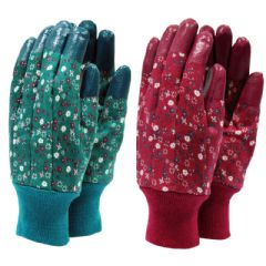 Town and Country Ladies Water Resistant Gloves - Fuschia