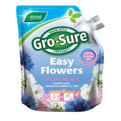 Westland Gro-Sure Easy Flowers Pastel Mix 1.5kg