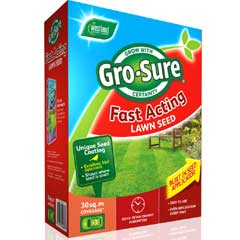 Westland Sure Start Fast-Acting Lawn Seed 30m
