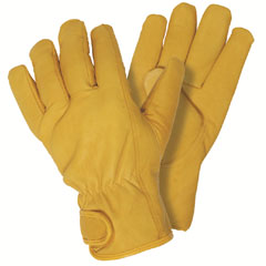 Briers Thermal Hide Gloves - Large
