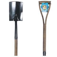 Joseph Bentley Gardeners Apprentice Carbon Steel Digging Spade