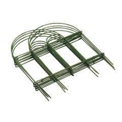 3m Gardman Easy Fence Lawn Edging - H40cm