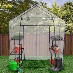 Kingfisher Walk In Greenhouse