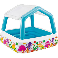 Greenfingers Child Pool with Roof
