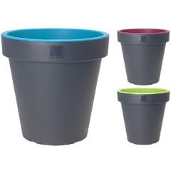 Ecken Kanten Round Flower Pot - 60cm