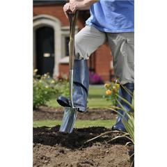 Joseph Bentley Stainless Steel FSC Ash Digging Spade