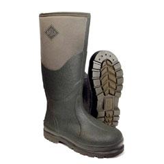 Muck Boots Chore 2K Neoprene Wellington Boot - Moss