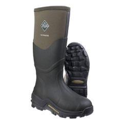 Image of Muck Boots Muckmaster Wellingtons - Moss
