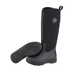 Muck Boots Ladies Arctic Adventure Wellingtons - Black