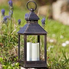 Smart Garden Kentish Lantern - 2 Pack