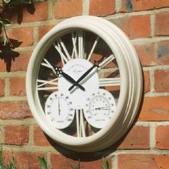 Image of Smart Garden Exeter Clock and Thermometer