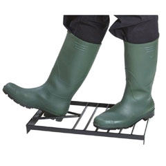 Garland Boot Scraper With Boot Pull
