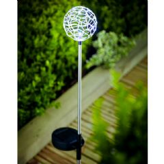 Cole and Bright Solar Wire Stake Light - 71.5cm Height