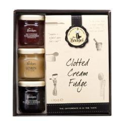 Mrs Bridges Clotted Cream Fudge & Preserves Gift Pack
