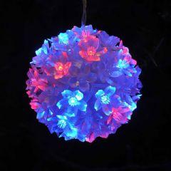 Kingfisher Multi Action LED Snowball Light - 11cm Diameter