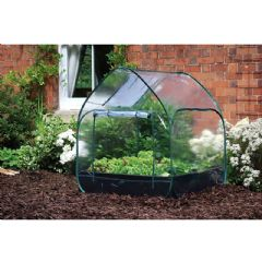 Pop Up Cloche Cover For Raised Bed - 120cm Height