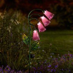 Foxglove Solar Flowers - 2 Pack