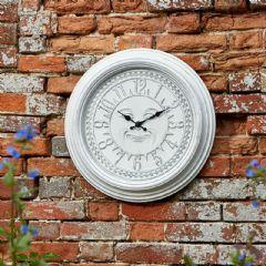 Smart Garden Woodstock Clock - 30cm Diameter