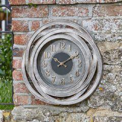 Smart Garden Ripley Clock - 50cm Diameter