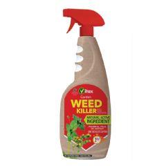 Vitax Garden Weed Killer with acetic acid - 750ml