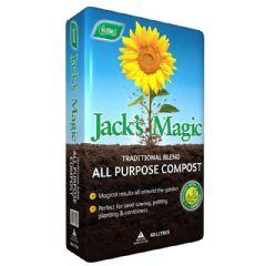 Jacks Magic All Purpose Compost - 60L