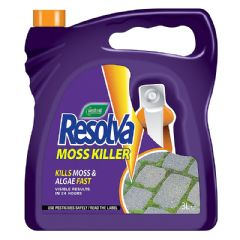 Resolva Moss Killer RTU - 3L