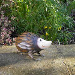 Hedgehog Garden Ornament - 35cm