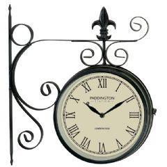 Gardman Paddington Station Clock - 39cm Width