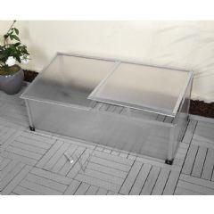 Terra Aluminium Cold Frame - W3.5ft x D2ft