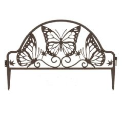 Image of 0.5m Ellister Butterfly Garden Edging - H22.5cm