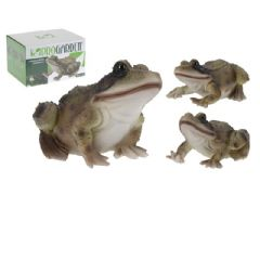 Image of Greenfingers Toad Garden Ornament