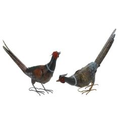 Greenfingers Metal Pheasant Garden Ornament