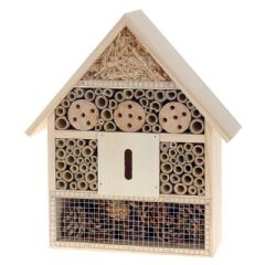 Greenfingers Wooden Insect Hotel - 30.5cm Height