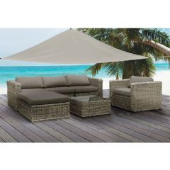 Greenfingers Shade Sail 5m - Taupe