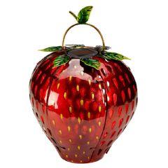 Smart Garden Funky Strawberry Solar Lantern - 26.5cm Height