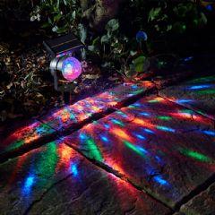 Smart Garden Carnival! Solar Spotlight - 2 Pack
