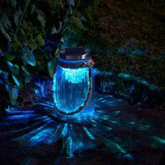 Smart Garden Carnival! Colour Changing Solar Lantern