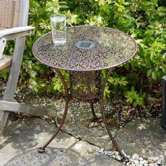 Smart Garden Illumina Solar Silhouette Table - 45cm Diameter