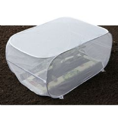 GardenSkill Mesh Pop-Up Cage For Grow Bags - 100x50x75cm