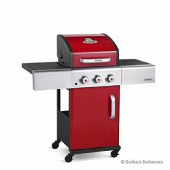 Outback Jupiter 3 Burner Gas BBQ