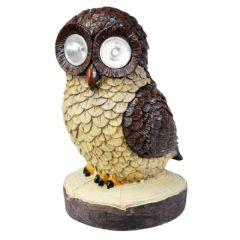 Owen the Owl Solar Light
