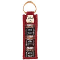 Mrs Bridges Christmas Collection Jute Bag