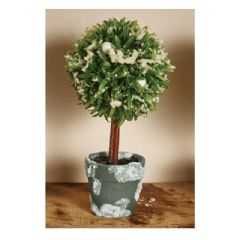Gardman Artificial Mini Tree - Frosted