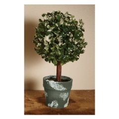 Gardman Artificial Mini Tree - Mistletoe Berry