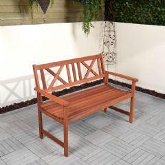 Greenfingers 2 Seater Bench