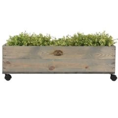 Fallen Fruits Extra Large Planter on Wheels