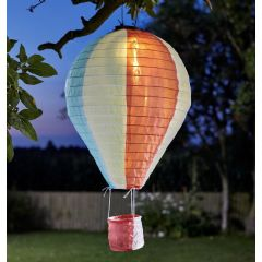 Image of Smart Garden Hanging Hot Air Balloon Lantern