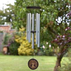 Smart Garden Tree Of Life Wind Chime